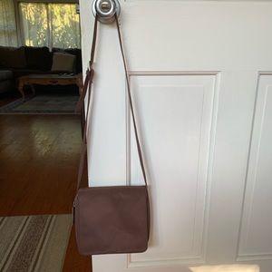 GH Bass & Co Brown Crossbody Bag